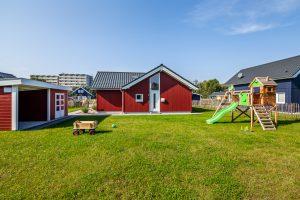 Ferienhaus Küstenzauber für den Familienurlaub