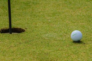 Golfplatz Minigolf