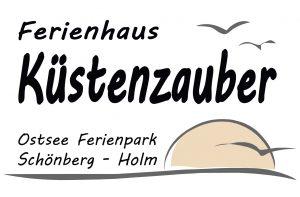 Logo Ferienhaus Küstenzauber Ostsee Ferienpark Schönberg Holm