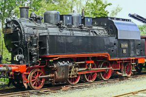 Museumsbahn, Eisenbahn, Dampflok