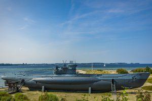 Der Besuch des U-Boots in Laboe zählt zu den beliebten Freizeitaktivitäten