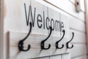Willkommen im Urlaub im Ferienhaus Küstenzauber im Ostsee Ferienpark Schönberg Holm Kalifornien